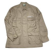 【UNISEX】Military Jacket(ベージュ)サイズS
