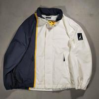 NAUTICA /Sailling Jacket/White/Used