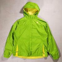 NIKE ACG/Ripstop Nylon Mountain Parka/Lime/Used