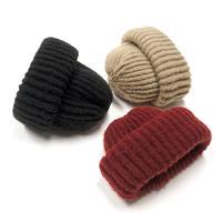 DL HEAD WEAR(ディーエルヘッドウェア)Juke Cuff Knit(3カラー)DL004016