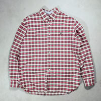 Polo by Ralph Lauren/B.D Check Shirts/Red/Used