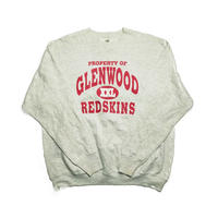 """REDSKINS"" College Crew/Gray/Used"