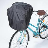 前後兼用すっぽりかぶせるカバー 自転車 前カゴカバー 後ろカゴカバー 学生カバンやスポーツバッグもカバー