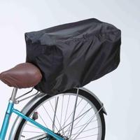自転車 キャリア用 すっぽりかぶせるカバー  川住製作所 学生カバンやスポーツバッグもカバー  撥水防水