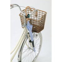 自転車用カサロック サイクル傘ロック ブラック シルバー ピンク  川住製作所 75SL・BK