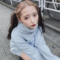 【BLUE】絶対モテる自信作ニット