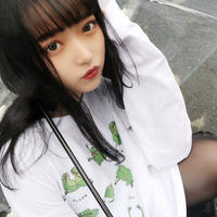 【XXLサイズ】超濡ロンT(white)