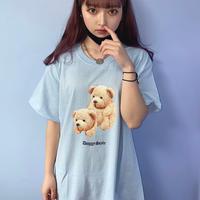 【ICE BLUE】なにも卑猥な意味はありませんTシャツ