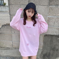 HONEY POT T【PINK】