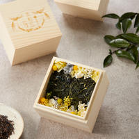黄檗_お茶(煎茶)とのギフトセット