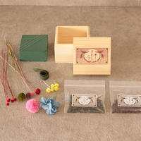 茶和花 自宅造形キット(ポンポン菊)