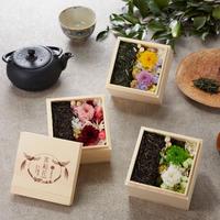 源氏物語_お茶(和紅茶)とのギフトセット