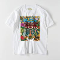首里城チャリティTシャツ 白
