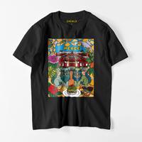 首里城チャリティTシャツ  黒