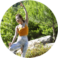 2/15(月) pm13:30~14:45     Chiemi    Hatha yoga