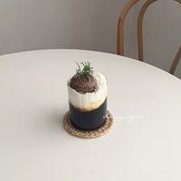 麦わらのコースター【S】