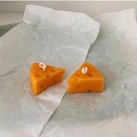 ミニチーズソイキャンドル4pieace set
