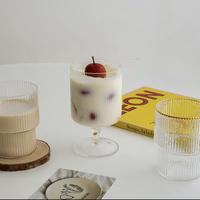 デザートジュースグラス