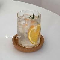 シンプルウェーブグラス