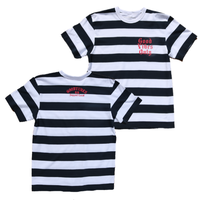 GOOD TIMES ORIGINALS   ボーダー  T-shirts  ネイビー