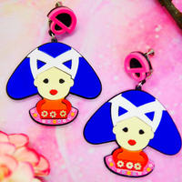 Miao Earrings/Ear clips