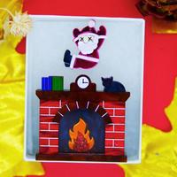 2Way Fireplace Brooch