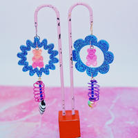【BG】ふぁんたじー Earrings/Ear clips 片耳【5】