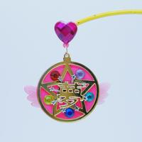 夢叶う DreamComeTrue Single Earrings/Ear clips