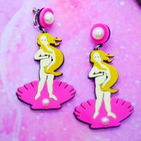 【両耳セット】 Venus  Earrings