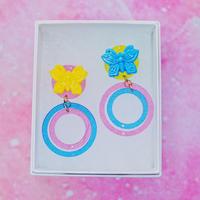 うわさのカノジョ  Earrings/Ear clips【18】