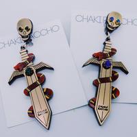 【片耳】魔剣 Majic sword  Single  Earrings