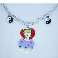 Angel-chan  necklace