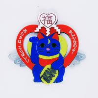 【片耳/ブローチ】魔法猫 Brooch/Single Earrings