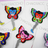 【ブローチ】Butterfly Girl   Brooch