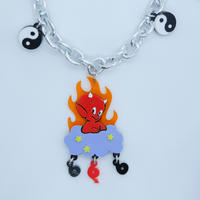 Devil-chan  necklace