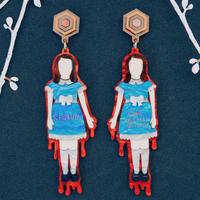 New Shining Earrings/Ear clips