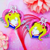 Ukiyoe-Sailor moon Earrings/Ear clips