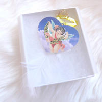天国ピアスイヤリングAngel Single Earring/Clip