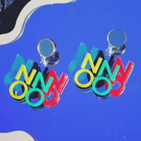 NOlympic Earrings/Ear clips