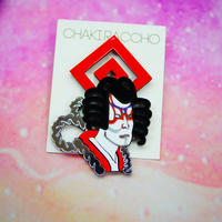 Kabuki Single Earring/Clip/Brooch片耳・ブローチ