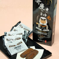 【IWATE FOOD&CRAFT AWARD2020 準グランプリ受賞】弁慶のまゆ毛【6個入】 黒糖ぬれかりん棒