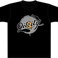 オイルシティ オリジナルTシャツ ブラック