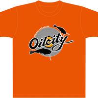 オイルシティ オリジナルTシャツ オレンジ