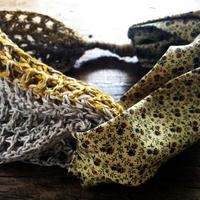 糸と布のターバン
