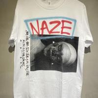NAZE スプレーTシャツ【Sサイズ】