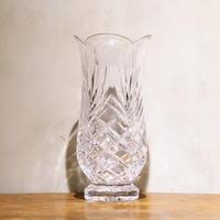 【レトロな道具】ガラスフラワーベース
