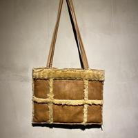 Vintage mouton bag