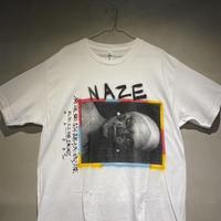 NAZE スプレーTシャツ【Lサイズ】