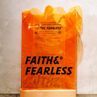 FAITH & FEARLESS  PVC PolyBag