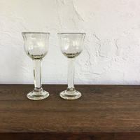 森永豊 角脚ワイングラス